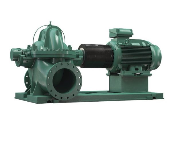 Axially split case pumps – Wilo-SCP