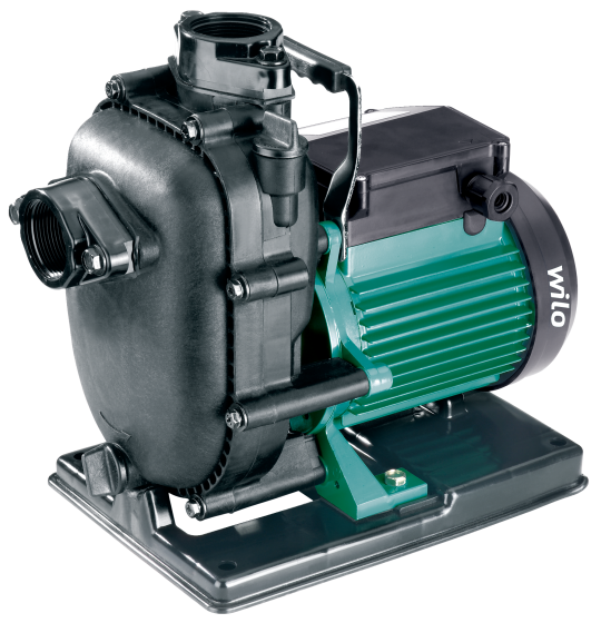 Self-priming drainage pumps – Wilo-Drain LP Wilo-Drain LPC