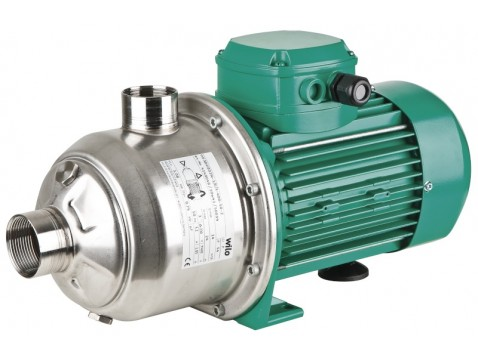 Horizontal, multistage centrifugal pumps – Wilo-Economy MHI